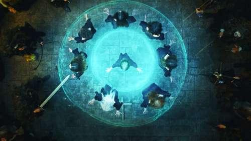 LUNA NERA Bande Annonce VF (2020) Prochaine série Fantastique Netflix