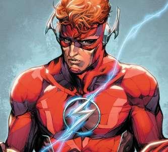 Flash rebirth tome 9, découvrez la préview des aventures de Barry Allen