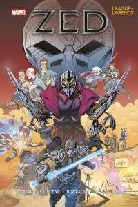 League of Legends Zed, le comics arrive le 04 novembre !