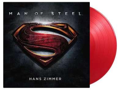 Man of Steel – Bande originale vinyle