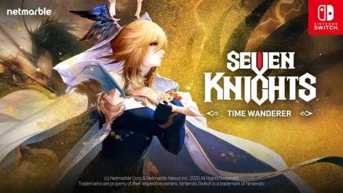Les précommandes pour Seven Knights: Time Wanderer sont ouvertes sur le Nintendo eShop
