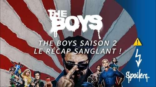 THE BOYS Saison 2 – Récap Attention SPOILERS !