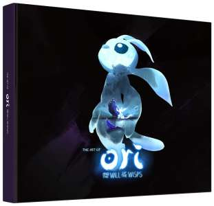The Art of Ori and the Will of the Wisps – Artbook