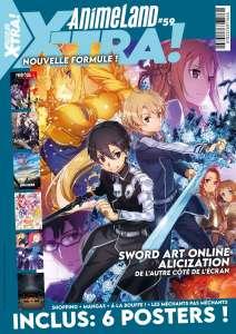 Animeland X-tra #59 est disponible !