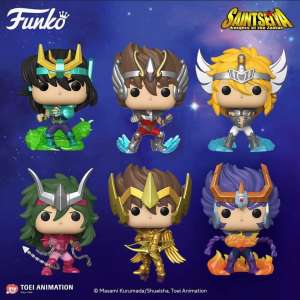 Figurines Funko Pop – Saint Seiya
