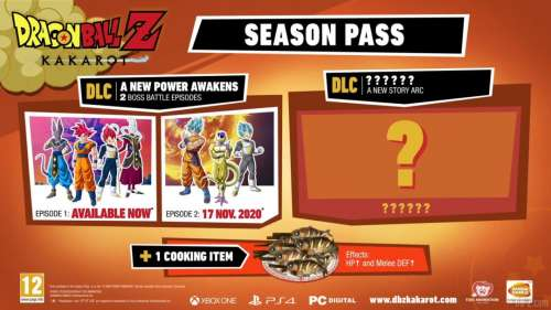 Dragon Ball Z Kakarot – Découvrez le DLC 2 en vidéo !