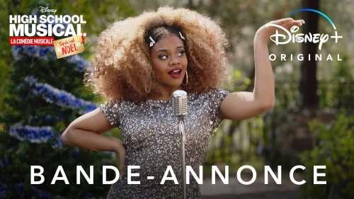 High School Musical : La Comédie Musicale : Spécial Noël – Bande-annonce Disney+