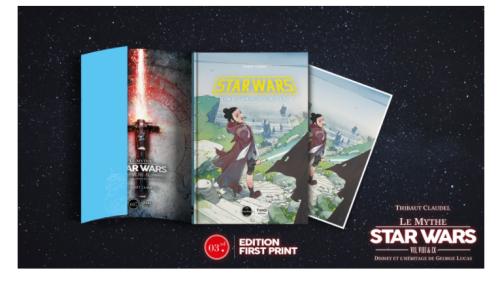 Star Wars – Disney et l'héritage de George Lucas : Le mythe Star Wars VII, VIII et IX chez Third Éditions