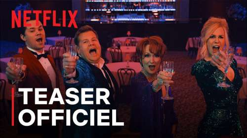The Prom – Bande-annonce Netflix