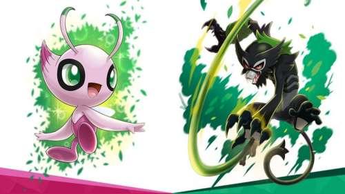 Zarude, le Pokémon fabuleux arrive dans un nouveau film animé Pokémon,