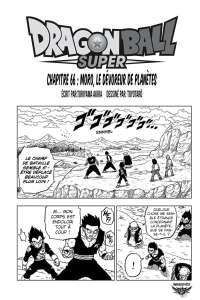 Dragon Ball Super Chapitre 66 VF