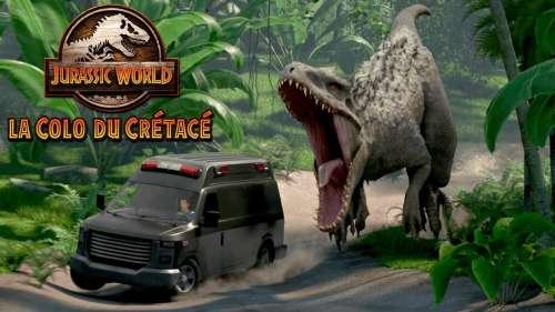 Jurassic World : La Colo du Crétacé – Saison 2 – Bande-annonce Netflix