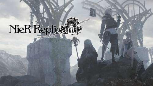 Square Enix dévoile du gameplay de NieR Replicant ver.1.22474487139… à l'occasion des Game Awards 2020