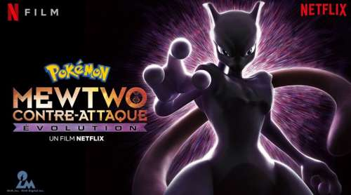 Pokémon : Mewtwo contre-attaque – Évolution est disponible sur iTunes, Google Play et Amazon Prime Video
