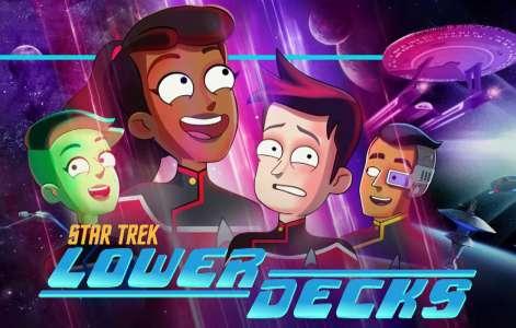 Star Trek : Lower Decks – Bande-Annonce Prime Video
