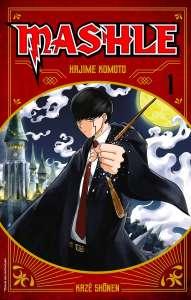 Le manga MASHLE aux éditions Kazé