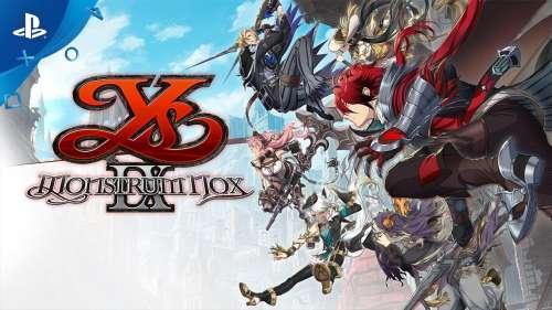 Nouveau trailer pour YS IX: Monstrum Nox