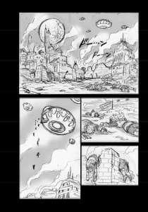 Dragon Ball Super Chapitre 68 – Les premières pages !