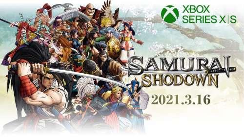 Samurai Shodown débarque le 16 mars sur Xbox Series X / S
