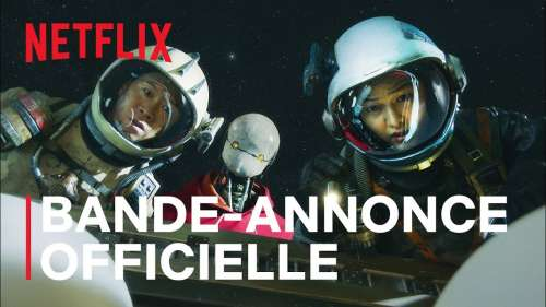 Space Sweepers – Bande-annonce Netflix