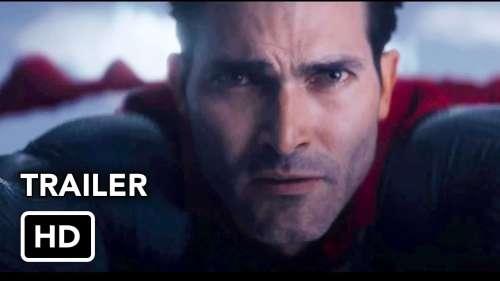 L'homme d'acier se bat avec sa famille dans la nouvelle bande-annonce de Superman et Lois