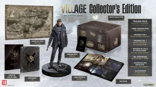 Resident Evil : Village – Edition collector limitée