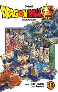 Dragon Ball Super – Tome 13 – Extrait des premières pages et couverture !