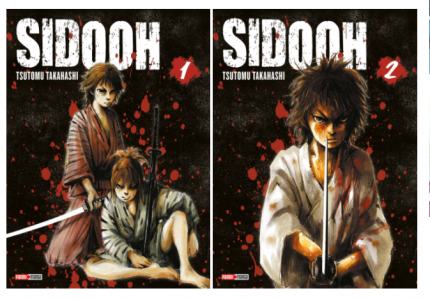 Le manga Sidooh s'offre une bande annonce (Panini manga)