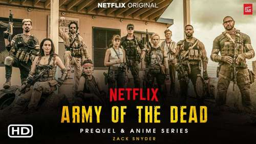 Army of the Dead -Teaser officiel Netflix