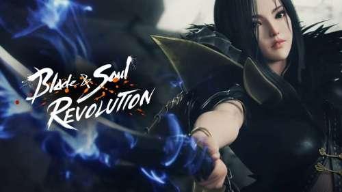 Date de sortie de Blade & Soul: Revolution