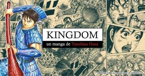 Avis Manga Meian – Kingdom (tomes 21 à 23)