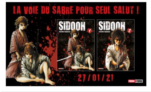 Sidooh – Une œuvre passionnante, immersive, violente à découvrir