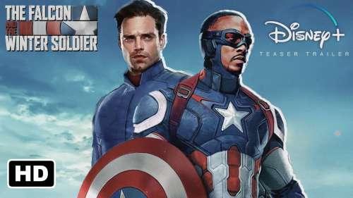 Nouveau teaser pour The Falcon and The Winter Soldier