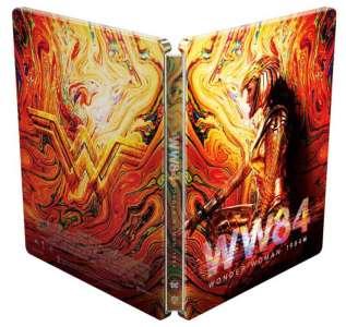 Wonder Woman 1984 – Steelbook 4K
