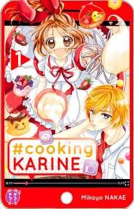 Extrait du manga #Cooking Karine chez nobi nobi!
