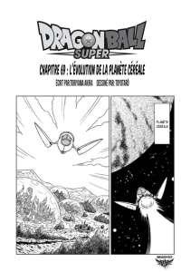 Dragon Ball Super Chapitre 69 VF