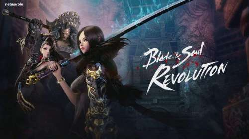 Blade & Soul Revolution est désormais disponible !