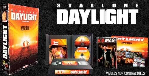 Daylight – Coffret collector Blu-ray + DVD