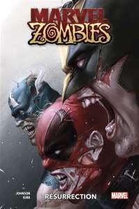 Avis comics – Marvel Zombies: Résurrection