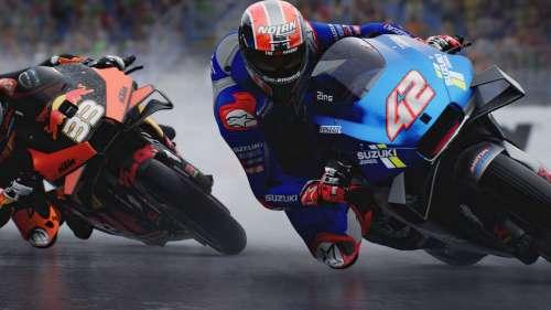 MotoGP 21 dévoile en vidéo ses premières images de gameplay !