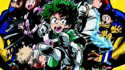 Le manga My Hero Academia rentre dans son arc final ! C'est bientôt la fin…