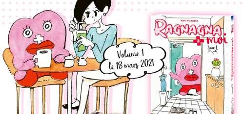 Avis Manga Ki-oon – Ragnagna & moi