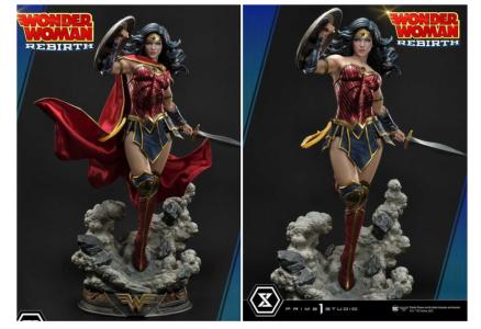 Statuette Wonder Woman Rebirth (Prime 1 studio)