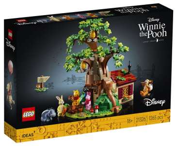 Winnie l'ourson – LEGO ideas #21326
