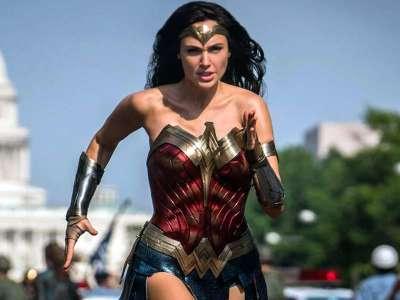 Générique de Wonder Woman 1984 à la sauce série TV des années 60