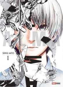 Bande-annonce pour le manga Alma chez Panini Manga