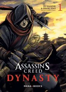 Bande-annonce pour le manga Assassin's Creed Dynasty
