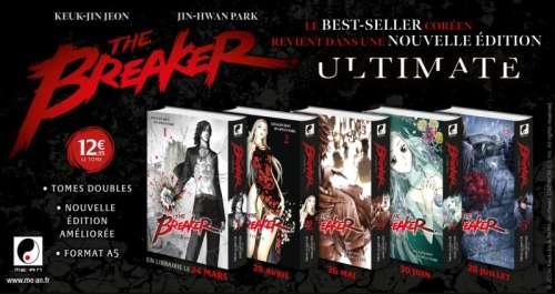 Découvrez un extrait de l'édition ultimate de The Breaker
