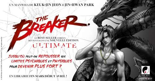Découvrez les 2 premiers chapitres de «The Breaker» dans sa version Ultimate