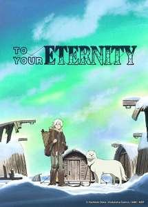 Nouveau trailer pour l'anime To Your Eternity